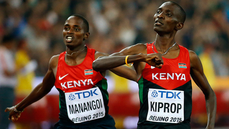 IAAF could ban Kenya from 2016 Olympics