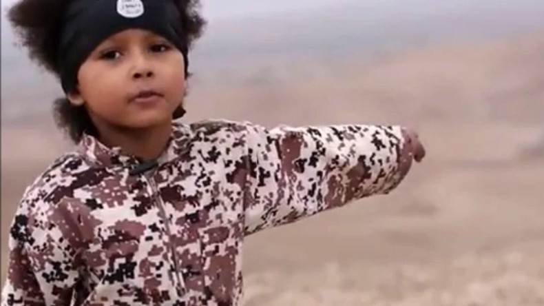 ISIS use of children for suicide missions skyrocketing - US report