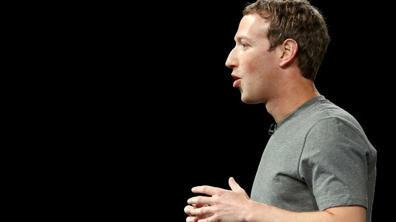 Zuckerberg promotes virtual reality as 'most social platform'