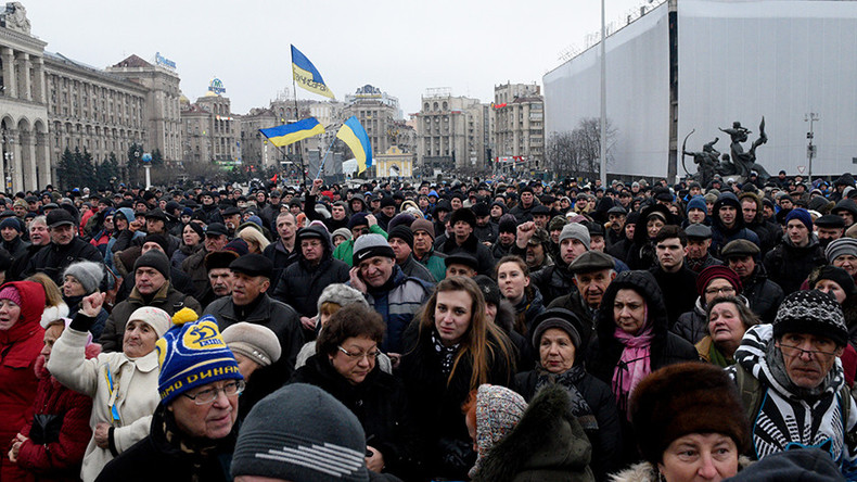 'Ukraine is a moral & political black hole on the brink of collapse'