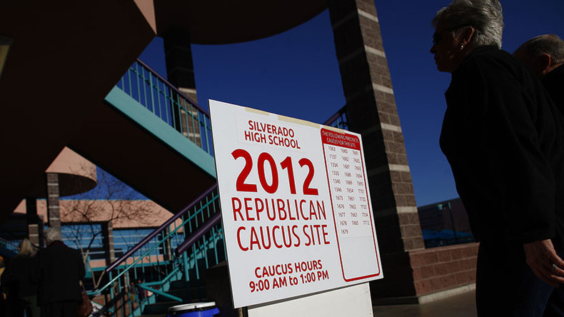 Republican Nevada Caucuses: A history of turmoil