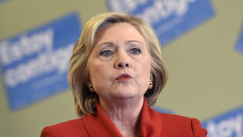 Clinton 'given apologetic pass' for use of private email server – jailed CIA whistleblower