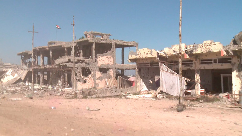 Ugly scars of war & destruction: RT crew goes to Fallujah and Ramadi, Iraq [EXCLUSIVE]