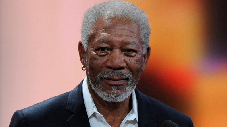 Get busy living or get busy driving: Morgan Freeman lends voice to GPS
