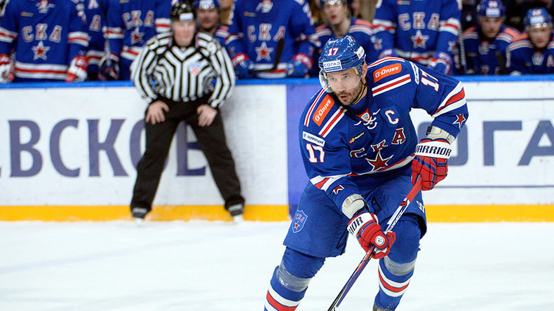 Kovalchuk could seek NHL return after SKA benching