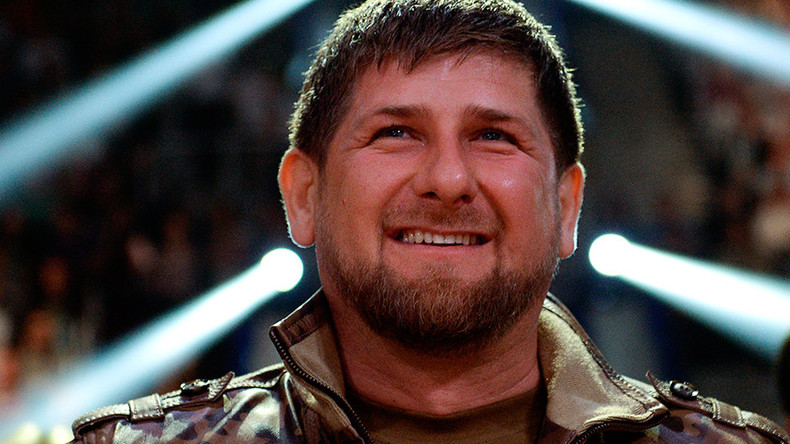 'Blather!' Chechen leader raps opposition's 'sensational' paper on Chechnya