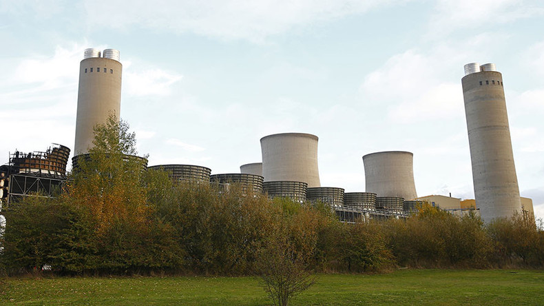 1 dead, 3 missing as 'blast' at Didcot power station in Oxfordshire declared major incident