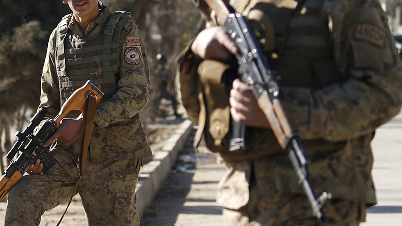 Pentagon investigates reports of child rape by Afghan security forces