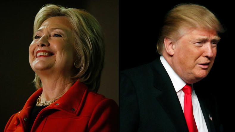 2016 Race: Can Anyone Stop Trump & Clinton Now?