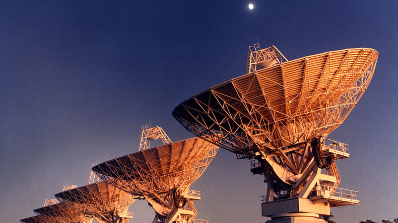 Scientists trace mystery 'alien signals' to distant galaxy