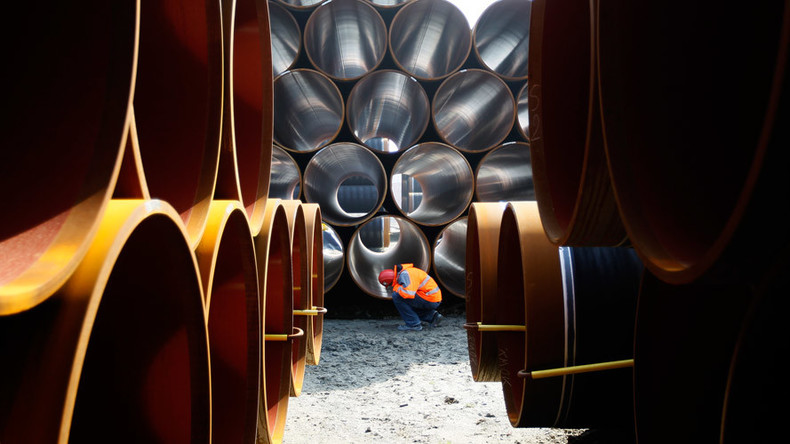 Gazprom proposes new gas pipeline to Southern Europe