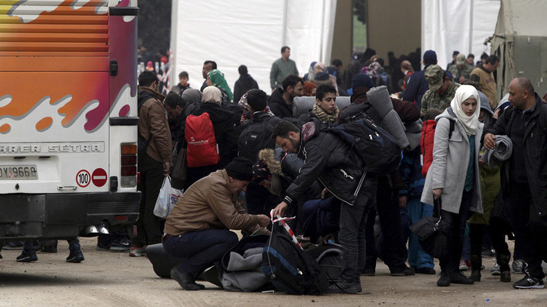 Greece refuses to become 'warehouse for refugee souls' – PM Tsipras