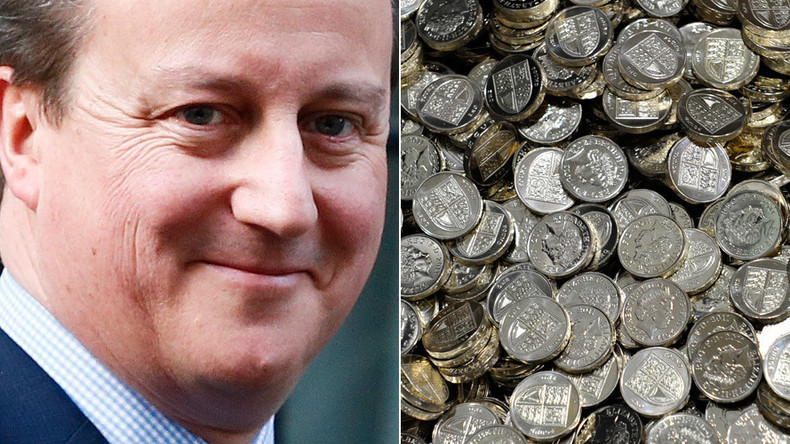 Tories rake in 50% more than Labour in party donations