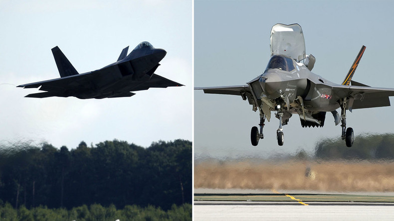 Shooting down US 'stealth' jets not that hard, expert warns