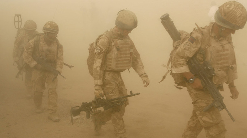 10,000 wounds: Afghan war injuries hit 10K+ as UK veteran trauma remains rife