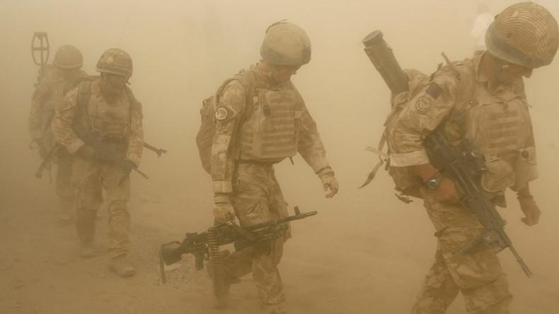10,000 wounds: Afghan war injuries hit 10K+as UK veteran traumaremains rife