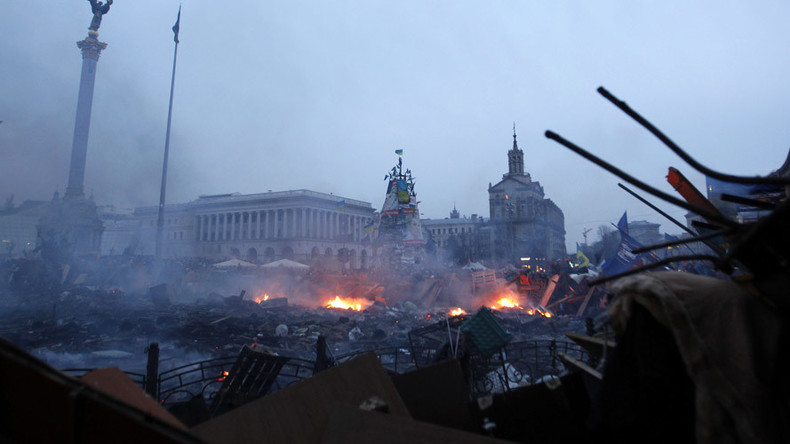 Ukraine turmoil triggered by US provocations, majority of Russians maintain