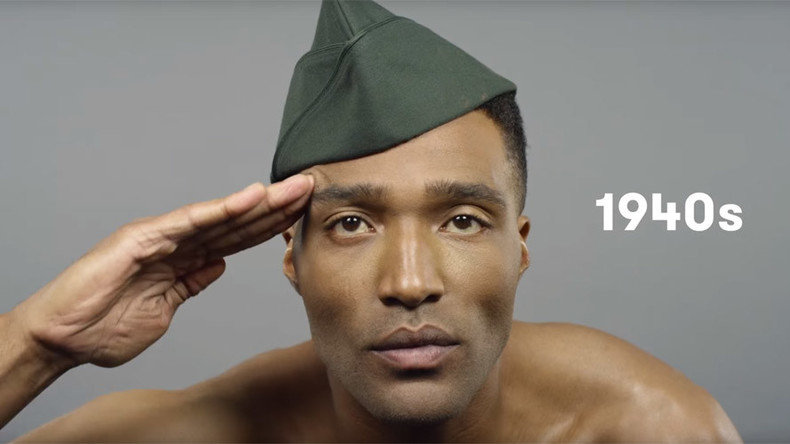 Hairstyle History: 100 years of African American male beauty in 1 minute (VIDEO)