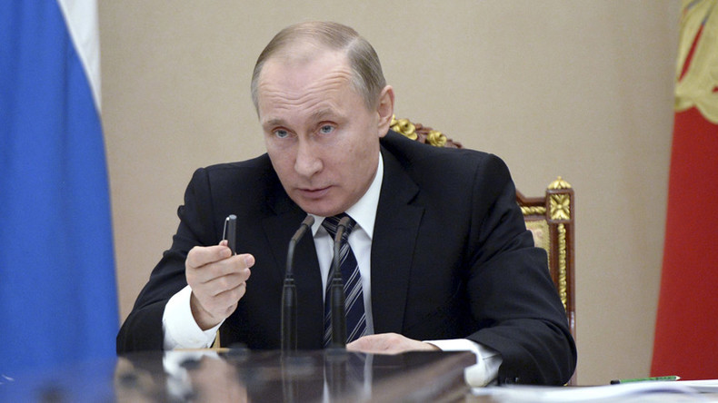 Putin warns security services of foreign plans to target Russian elections