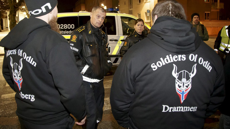 Trouble in Valhalla? New 'Soldiers of Allah' set to counter 'infidel' 'Soldiers of Odin' in Norway