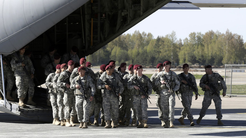 'As long as Russia is our neighbor': Latvia wants to host NATO tanks ready for battle