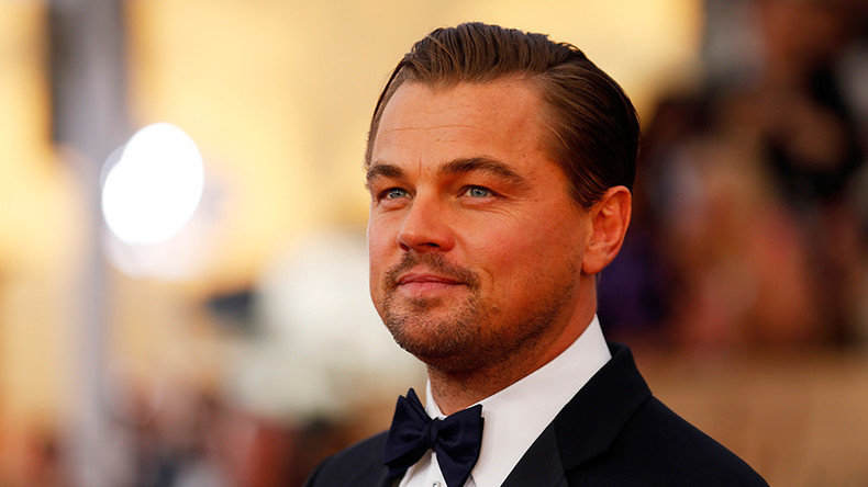 Leonardo DiCaprio finally wins Oscar for role in The Revenant