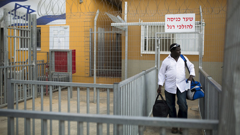 Israel 'fails to meet' African asylum seekers' basic needs in detention facilities