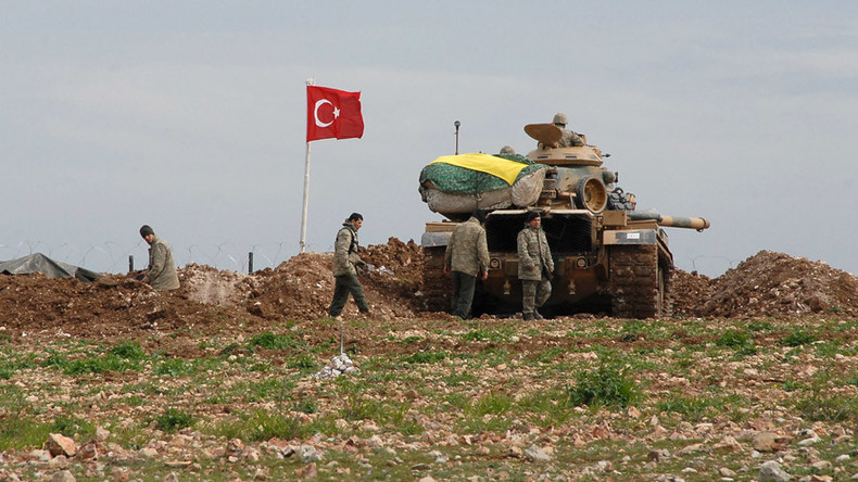 Turkish military bombs ISIS positions in Syria – local media