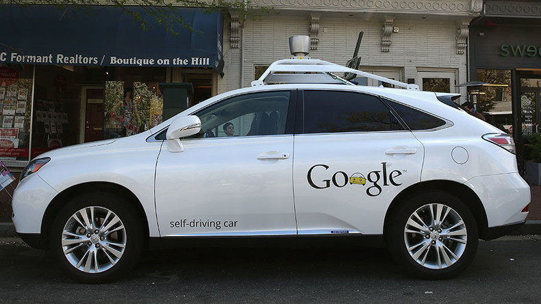 Google self-driving car hits local bus in California