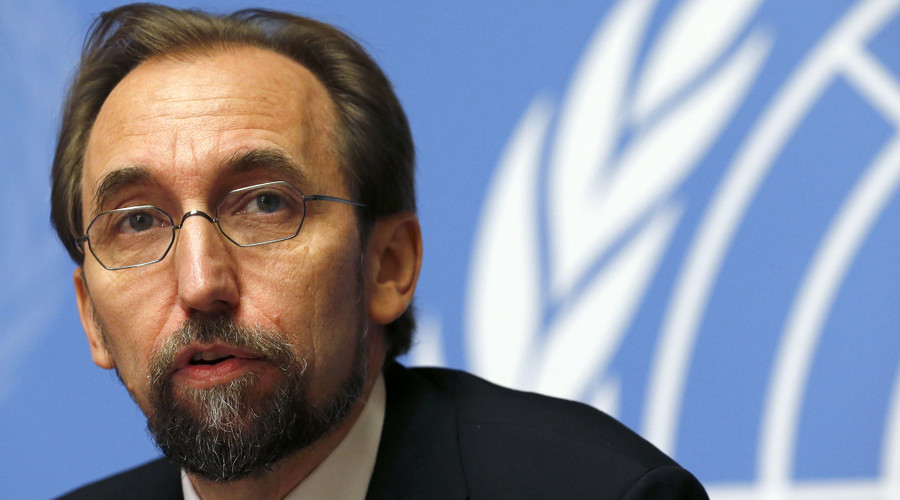UN rights chief urges Turkey to 'promptly investigate' shooting of unarmed people in Cizre