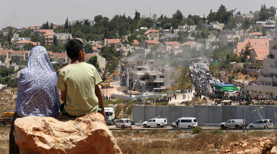 Jewish settlement firm accused of forging '14 out of 15' West Bank land deals