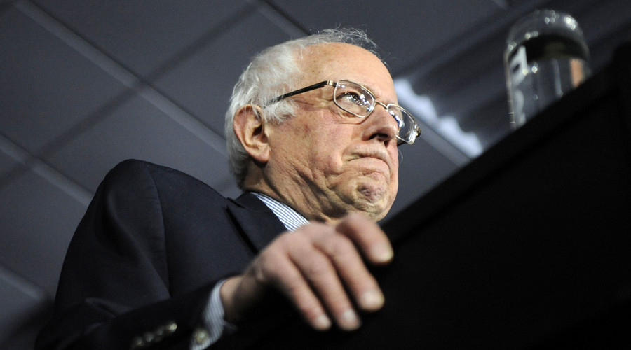 Bernie Sanders urges raw vote count release from Iowa caucus after virtual tie with Clinton