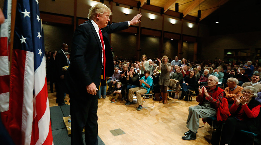 Trump wins … all the jokes after second-place finish in Iowa