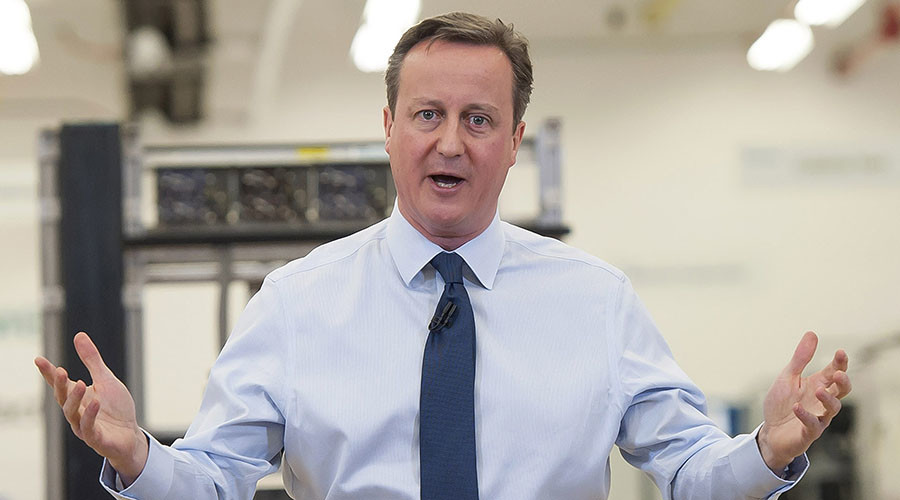 EU referendum: Cameron hints at June 23 vote amid Tory and union splintering