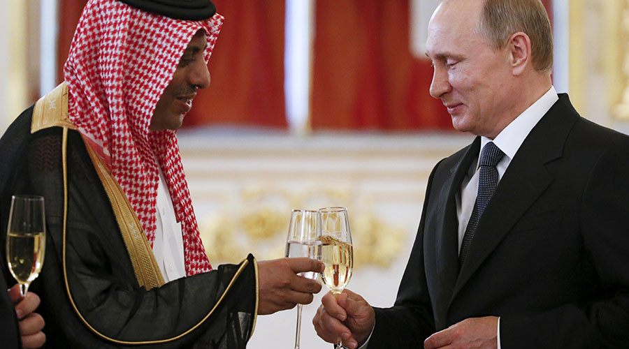 Russia steals Saudi's crown as China's top oil supplier