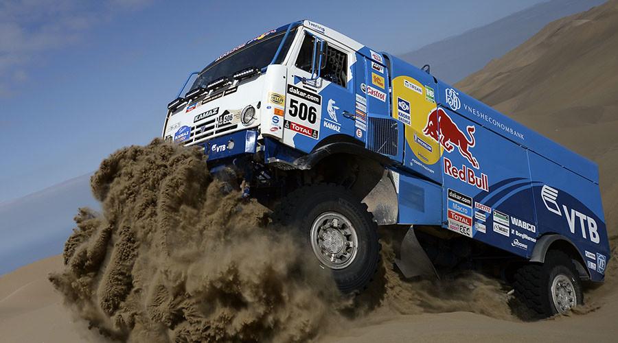 KAMAZ looking to assemble trucks in Iran