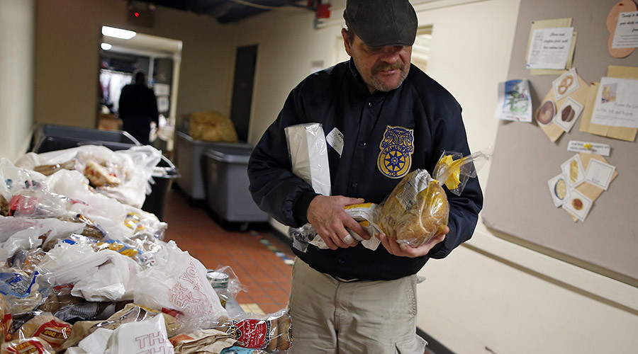 45 million Americans rely on food stamps, 1 million about to lose them – report
