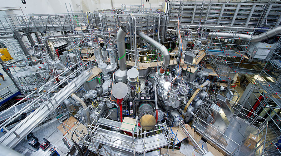 80 million degrees: German fusion reactor fires up hydrogen mimicking sun conditions