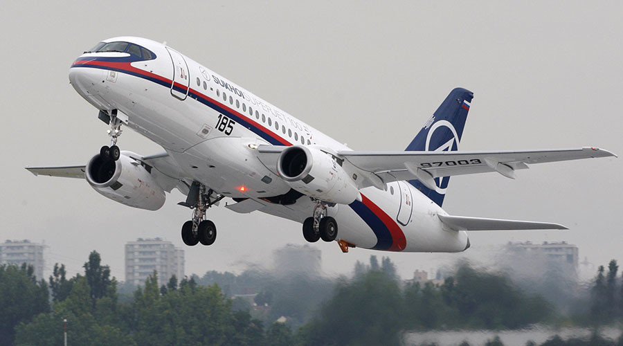 Egypt may order up to 40 Russian Sukhoi airliners