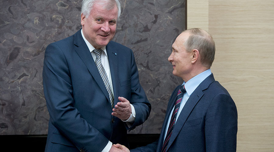 Bavaria plans to boost business ties with Russia