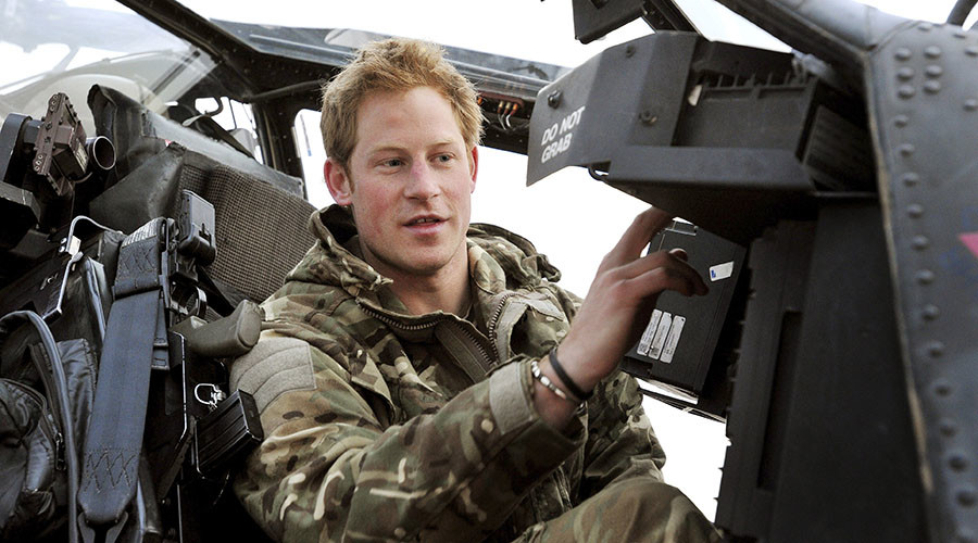 Taliban rocket narrowly missed Prince Harry in Afghan tour, book reveals