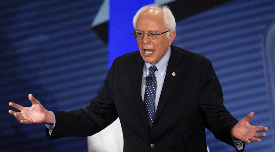 Bernie Sanders raised more money in January than Hillary Clinton
