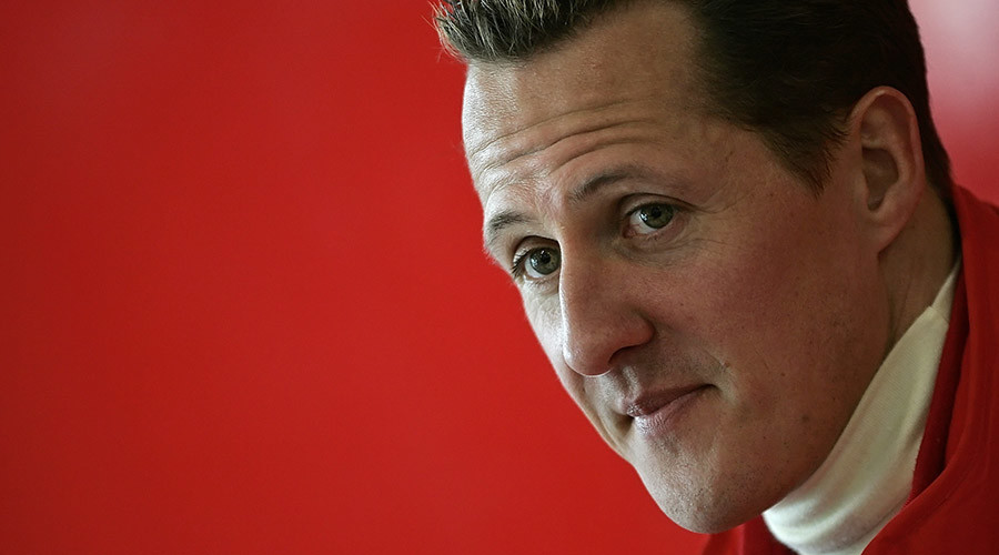 Keep fighting Michael: 'Not good' news of Schumacher's health sparks fans' concern