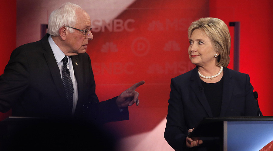Greatest threat to US? Sanders says 'paranoid' N. Korea, Clinton picks 'belligerent' Russia