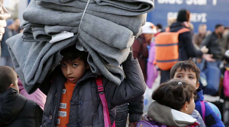Where Have All The 'Missing' Migrant Children Gone?