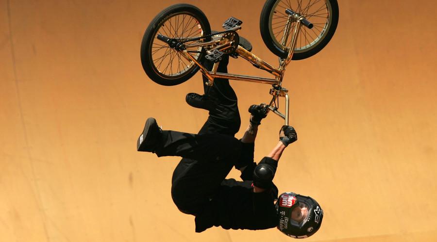 BMX superstar Dave Mirra dead in apparent suicide