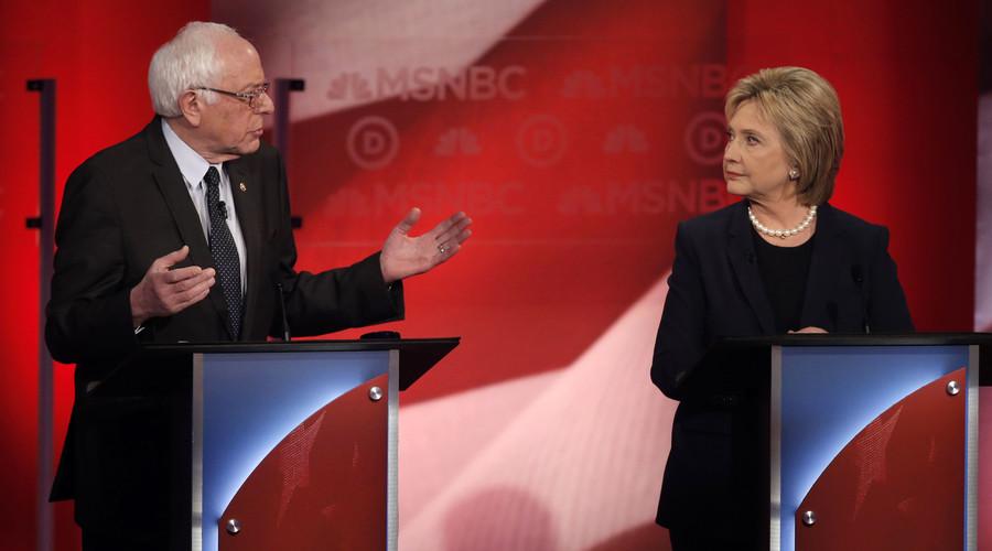 Democratic hopeful Hillary Clinton – 'horrific troll of a candidate'
