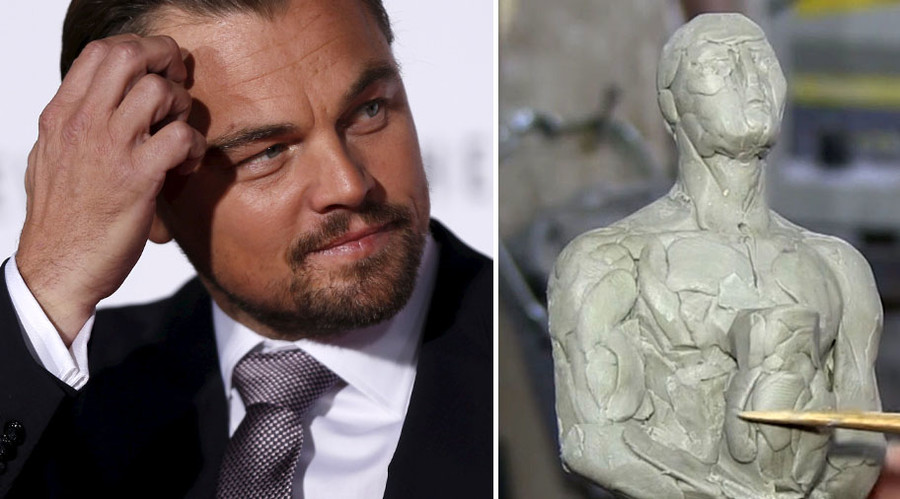 Leo's Yakut 'Oscar': Russian women donate silver to make alternative DiCaprio award