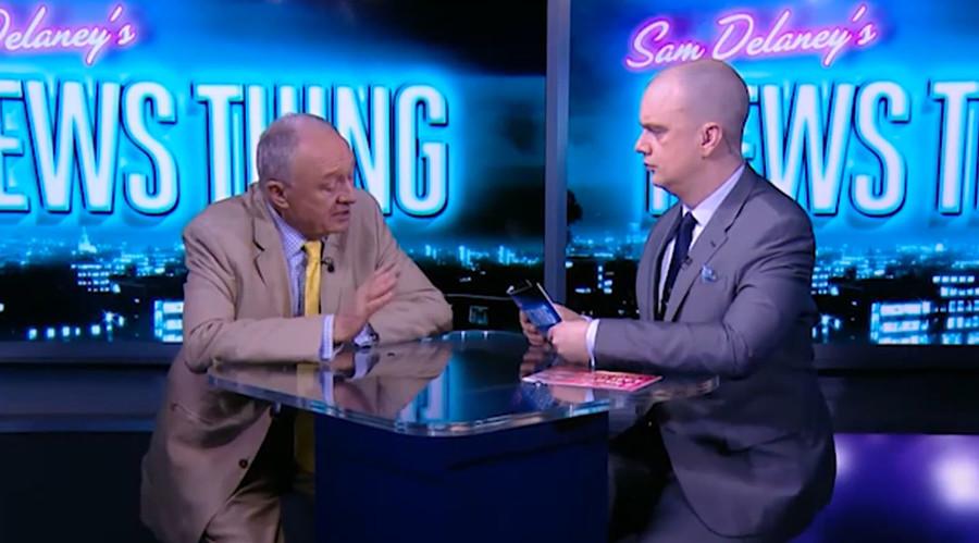'If Corbyn is toppled, I'd back McDonnell for Labour leader,' Livingstone tells RT