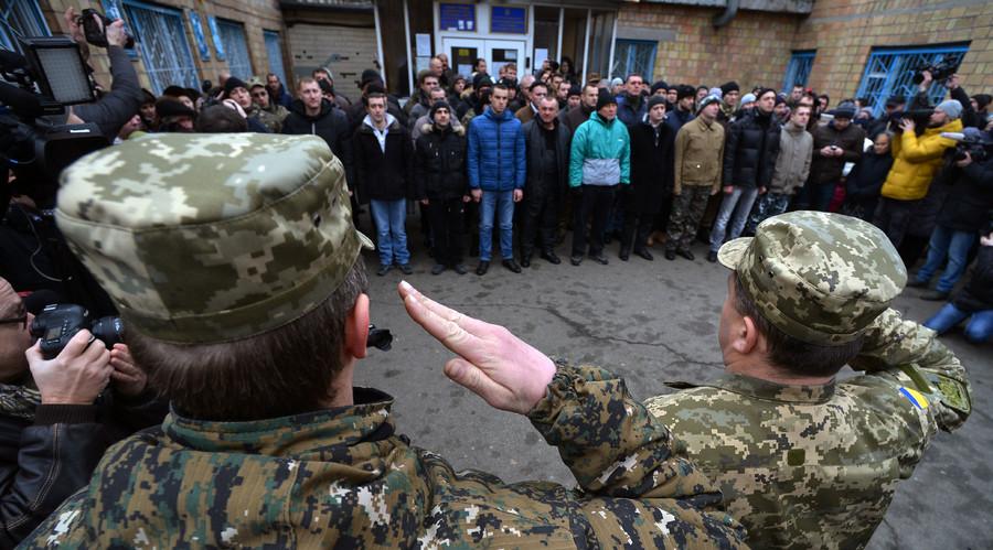 Ukraine plans stealth military draft as recruitment plummets
